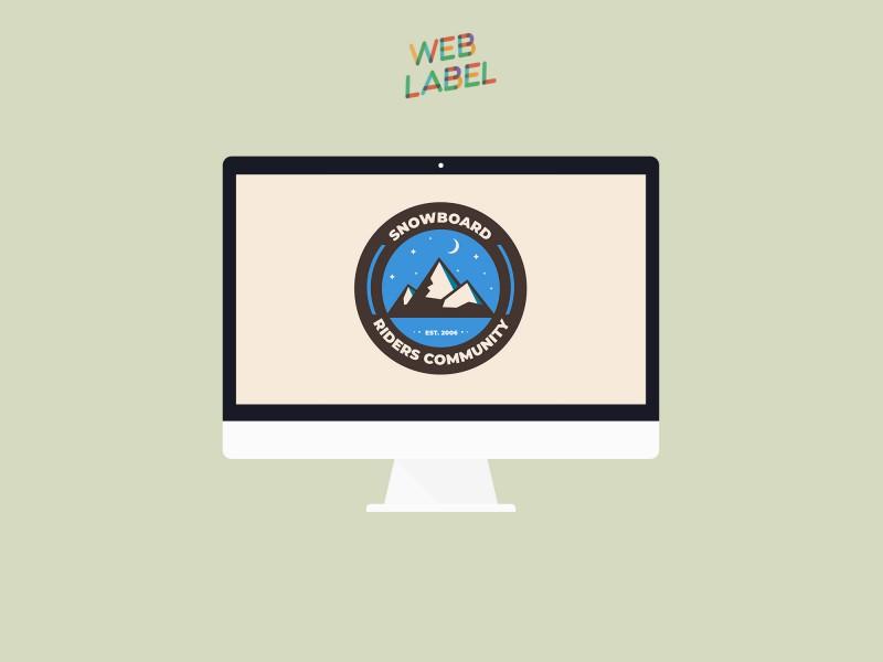 Лого для сноуборд сообщества
