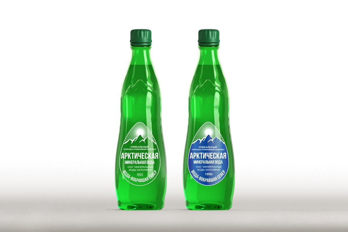 Бутылка Арктик