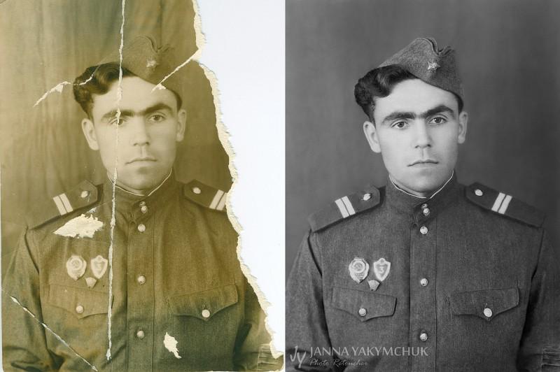 реставрация старых фотографий в юзао касается
