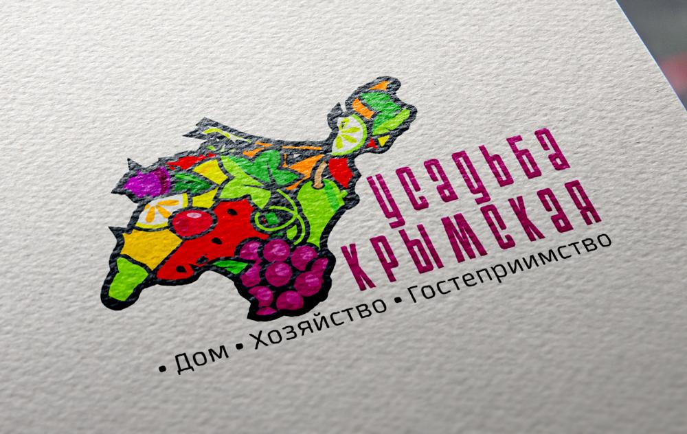 лого для гостевого дома