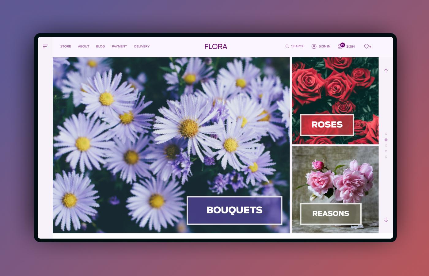FLORA - Flower Delivery