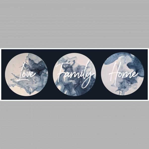 Любовь Семья Дом