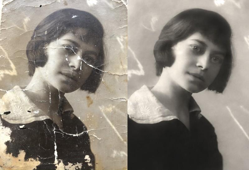 Реставрация старых фотографий в люберцах аренду квартир