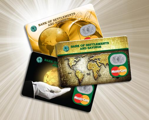 варианты карт для банка