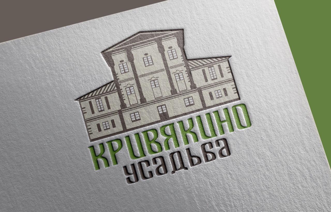 Логотип усадьбы в Московской области