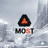 Логотип промышленной инновационной компании, разработка логотипа