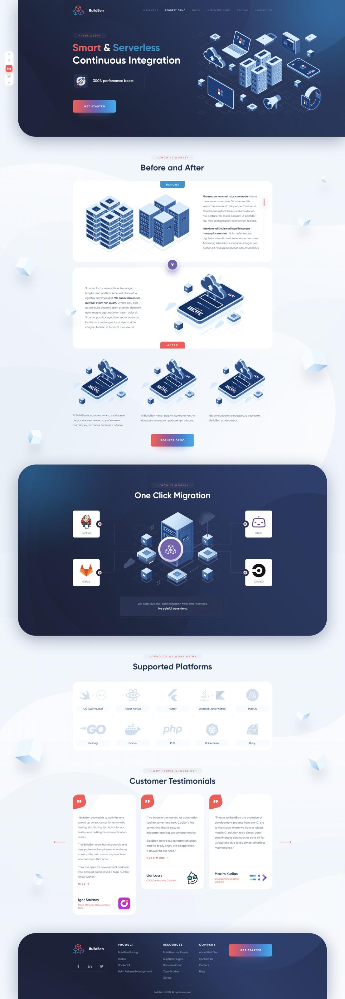 BuildBen | UX UI