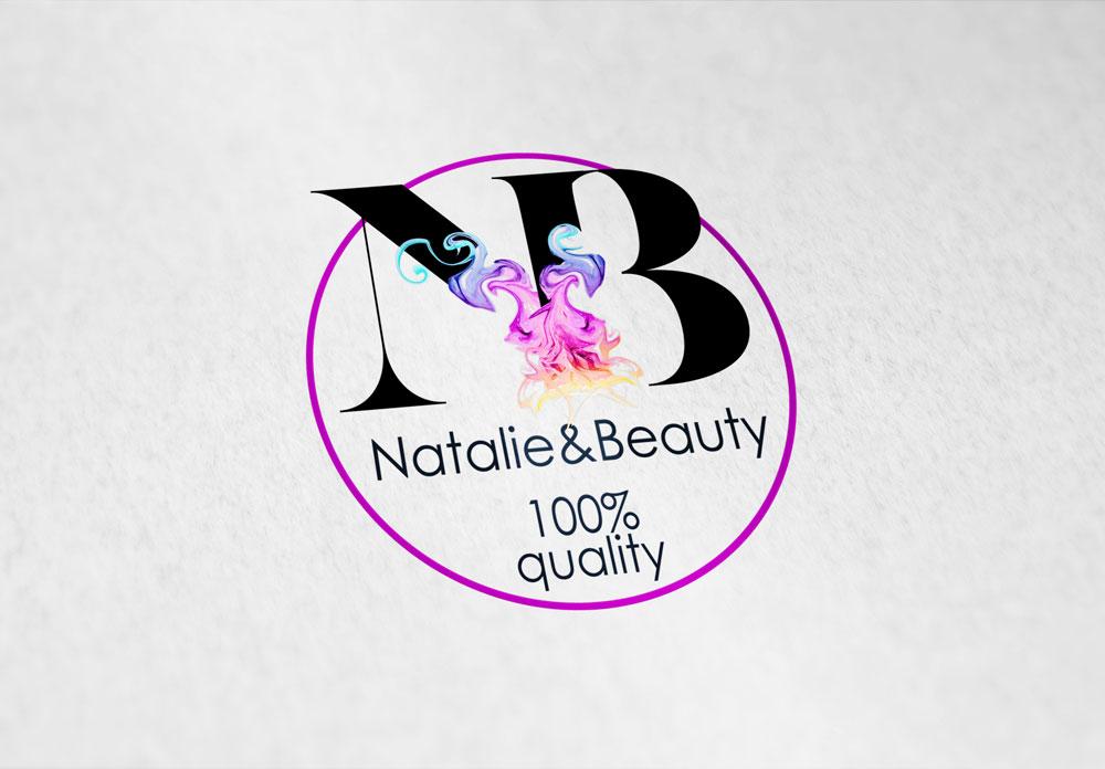 Логотип мастера косметолога в Израиле