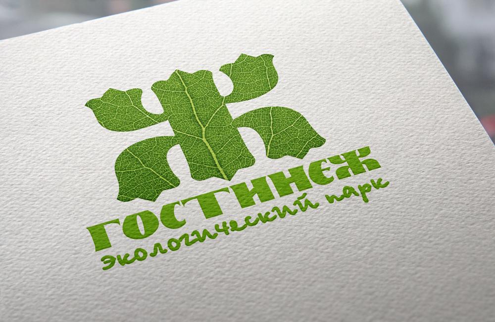 Лого для экологичествого парка