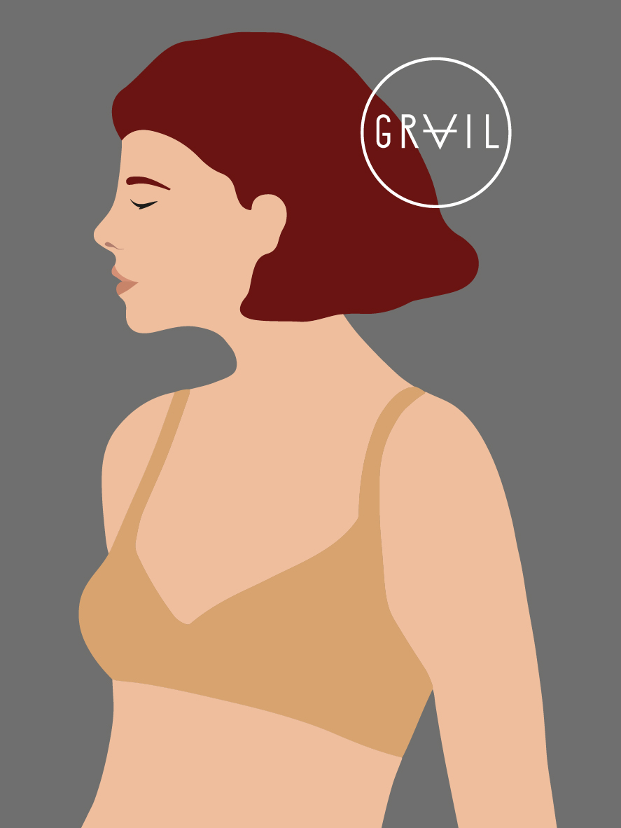 Дизайн открытки для @My_grail (нижнее белье)