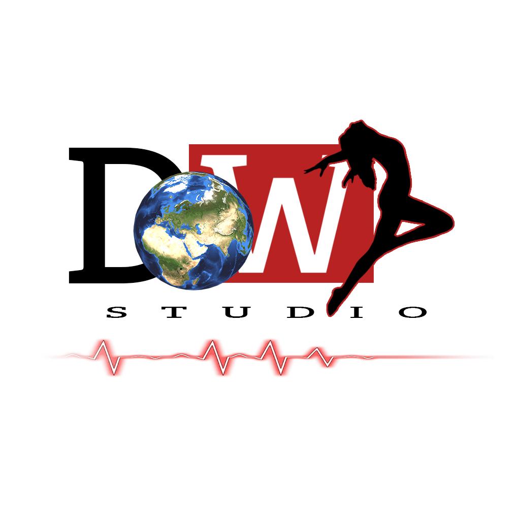 Логотип для студии танцев