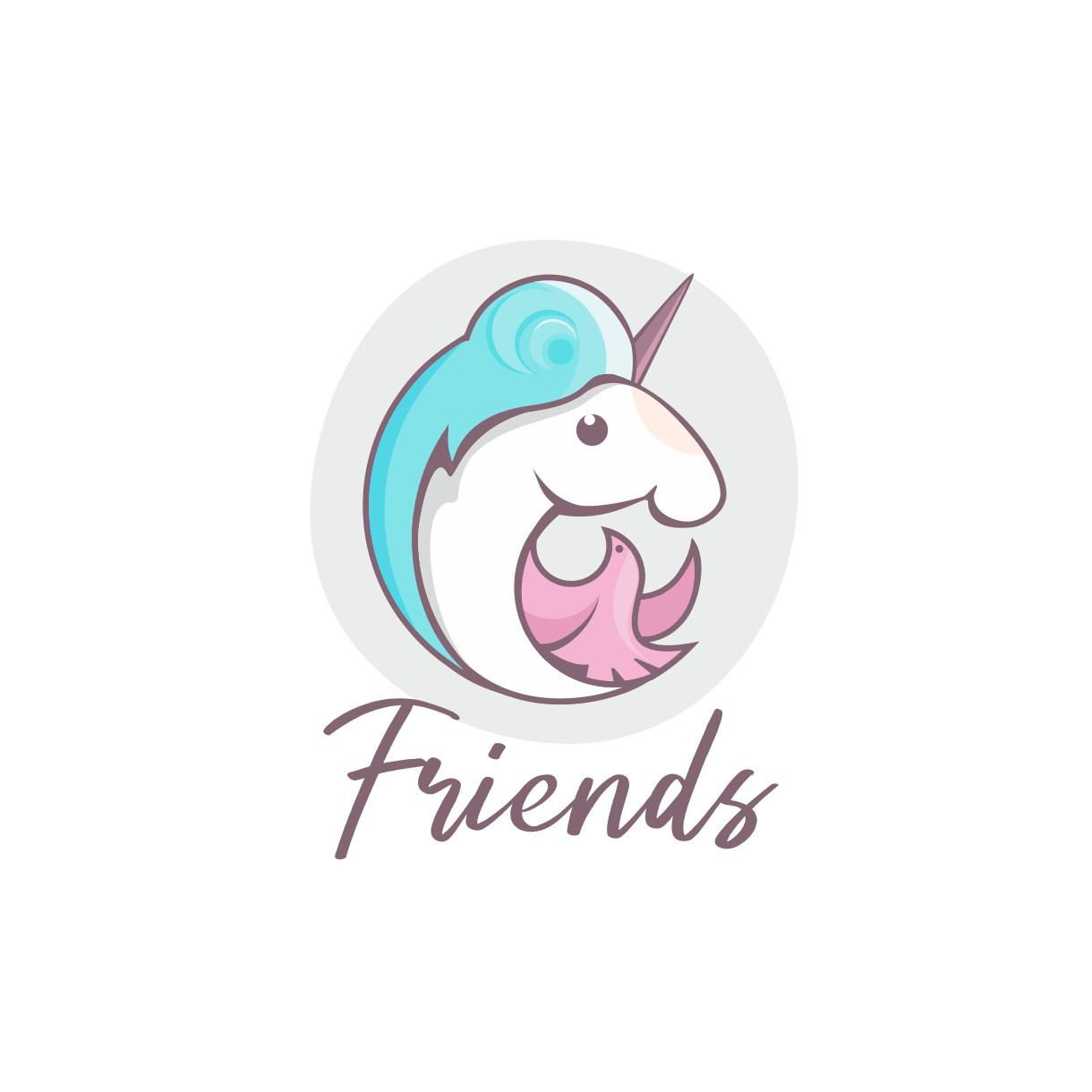 логотип для детей
