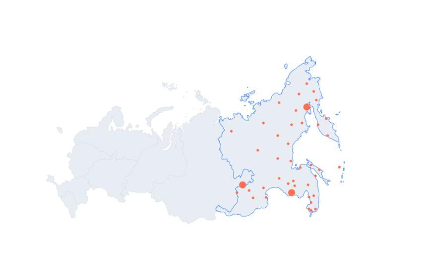 Сайт для Дальневосточного центра инновационного образования