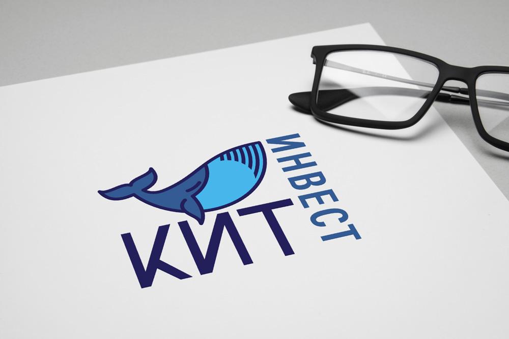 Разработка лого Кит-Инвест