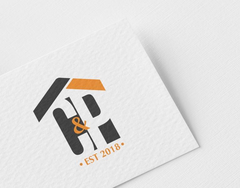 логотип для компании по строительству и ремонту