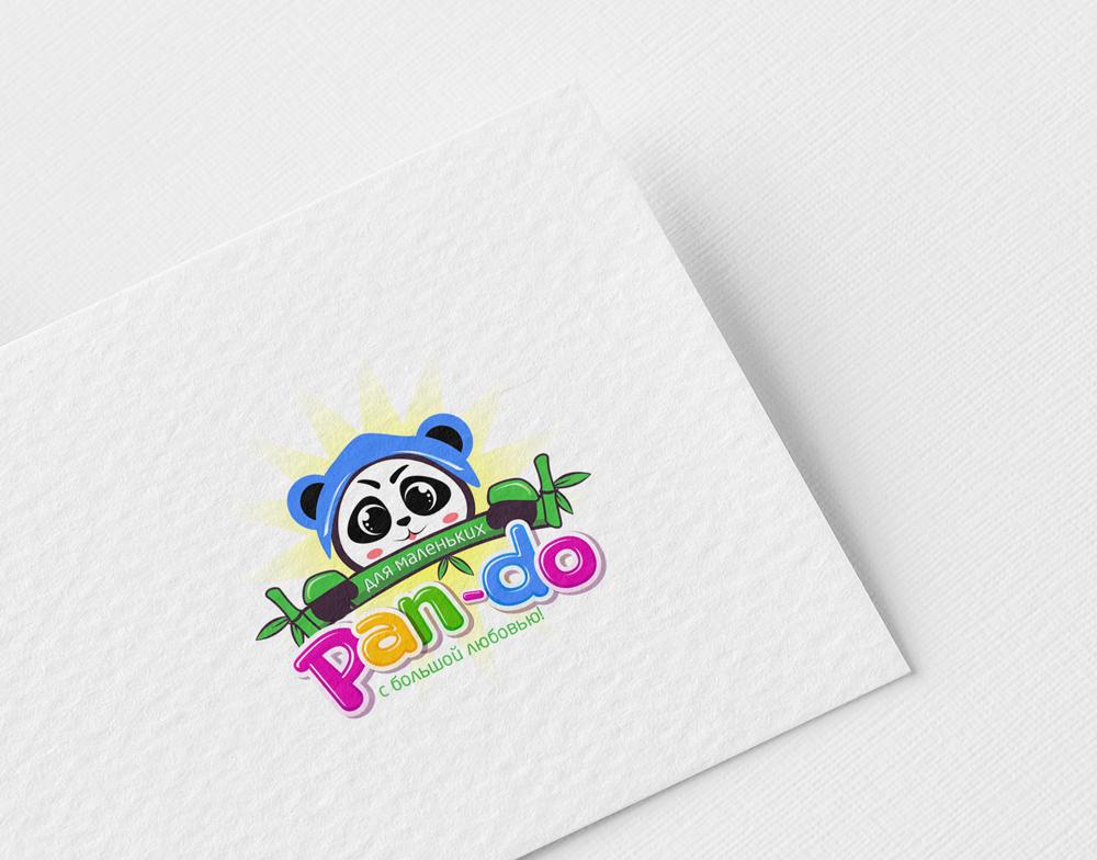 Разработка логотипа для детских игрушек