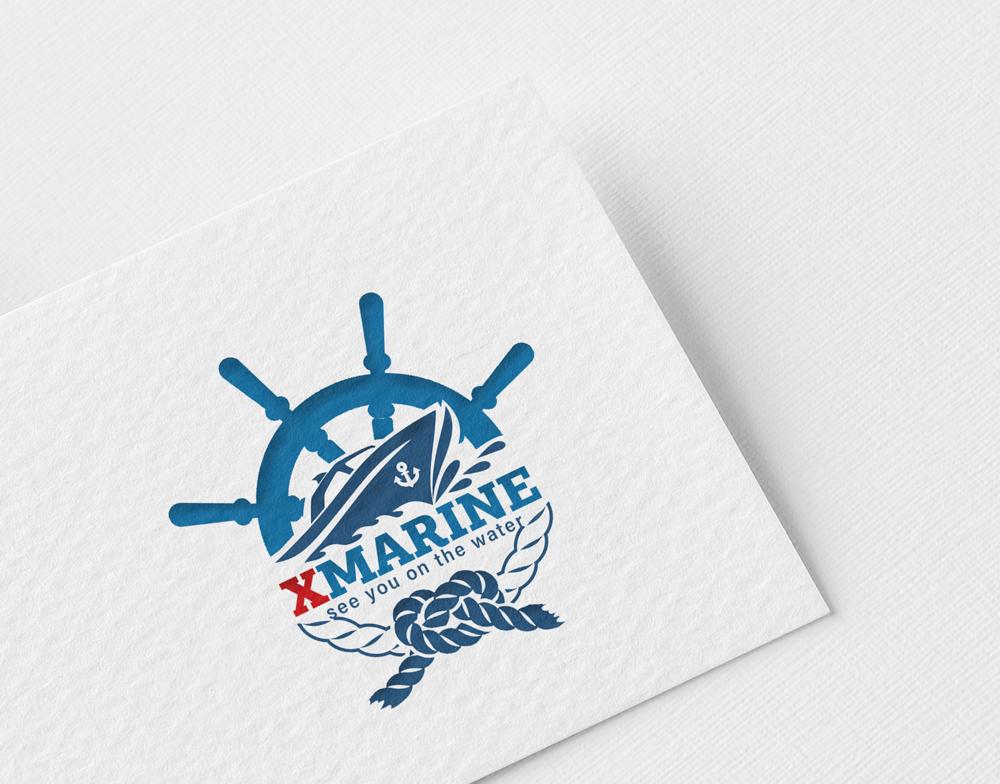 Разработка логотипа для компании по продаже яхт и лодок