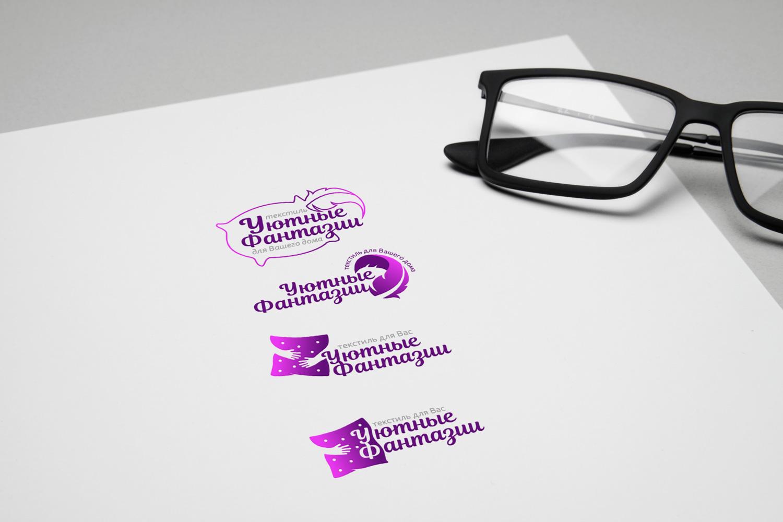 лого для компании пастельного белья