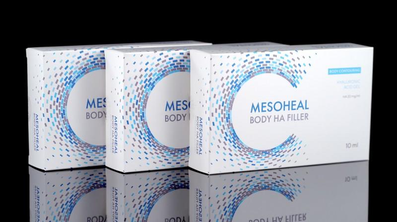Видеоролик для компании KORU о препарате MESOHEAL BODY HA FILLER