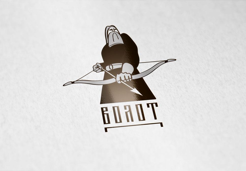 разработка логотипа ВОЛОТ