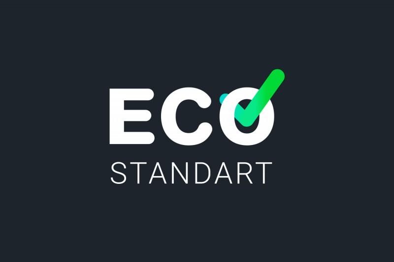 Разработка логотипа Eco Standart