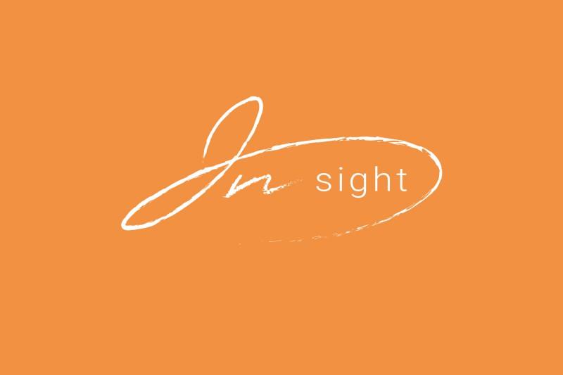 Разработка логотипа In Sight