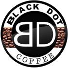 Поиск и обработка изображений для Blackdotcoffee