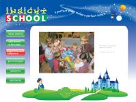 Сайт детского сада и школы Infantschool