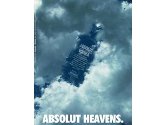 Реклама Absolut Heavens