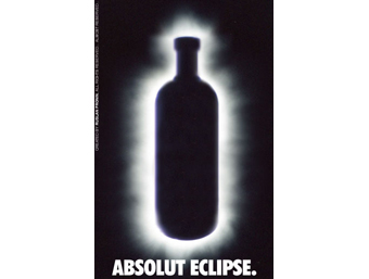 Реклама Absolut Eclipse