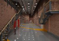 Визуализация холла