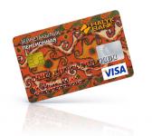 Платежная карточка «Пенсионная»