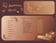 My favourite music