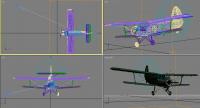 Ан-2 для себя делал, просто потому что люблю парашютный спорт