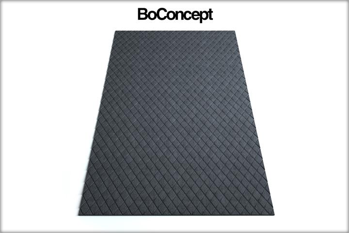 3D модель ковра BoConcept