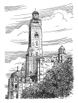 Лондон. Иллюстрация