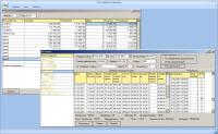 Программа учета рабочего времени и интернет трафика.