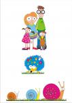 Персонажи для детского центра