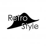"Логотип магазина элитной одежды ""Retro style"""