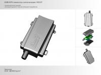 GSM GPS навигатор сигнализации I-ROOT