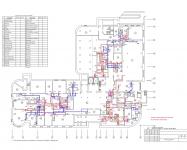 Проект вентиляции центра реабилитации инвалидов
