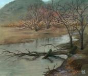 Этюд (Январь, 2005г.)