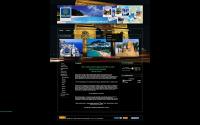 Сайт для туристического агенства.