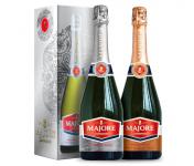 """Упаковка для игристого вина """"Majore"""""""