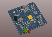 Модуль компьютерной статистики с интерфейсами USB/LAN