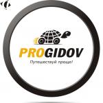 """лого """"ProGidov"""""""