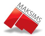 Логотип для Maksim's