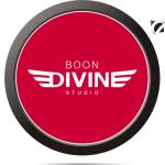 """лого """"BoonDivine"""" для студии дизайна BoonDivine.com..."""