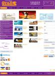 Дизайн сайта GRALIZ