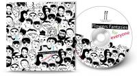 """CD для мастерской букетов """"Flowers Fantasies"""""""